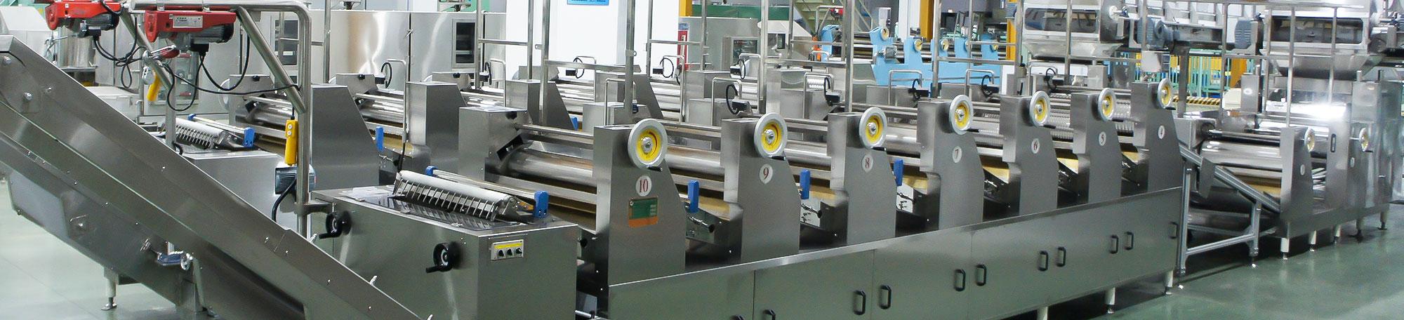 pasta making machine made by Shangbaotai