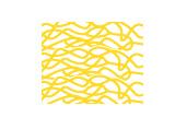 Rectangular (random strands)