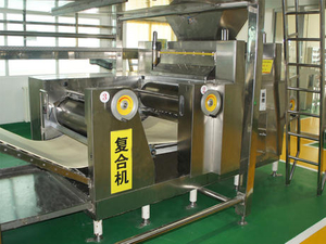 An Overview Of Noodles Making Machine