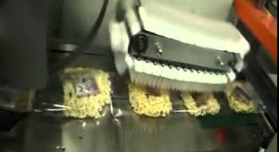 instant noodles packing machine