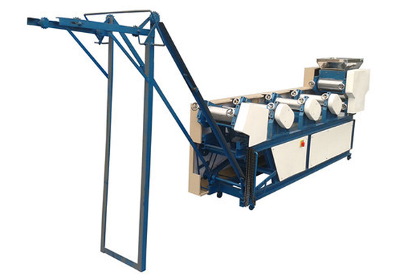 The Noodle Making Machine: Its Principle of operation and Application